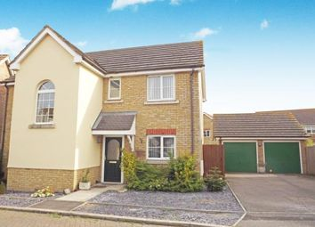 Thumbnail 4 bed detached house for sale in Elm Tree Avenue, Iwade, Sittingbourne, Kent