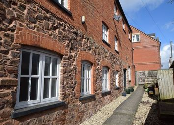 Thumbnail 2 bed town house to rent in Janes Court, Tiverton