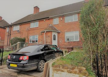 Thumbnail 3 bed terraced house for sale in Leybourne Drive, Bestwood Nottingham