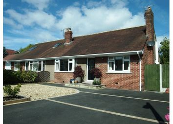 Thumbnail 2 bed semi-detached bungalow for sale in Clarkfield Drive, Morecambe