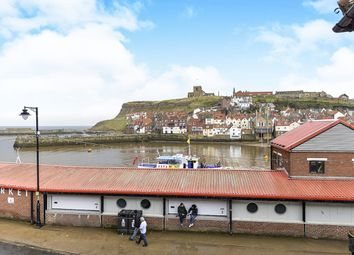 Thumbnail 1 bed flat for sale in The Cragg, Whitby