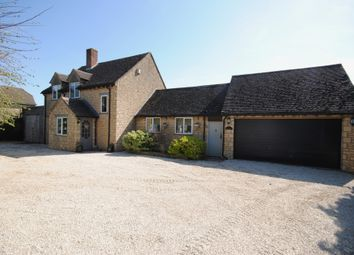 Thumbnail 3 bed detached house for sale in Brighthampton, Witney