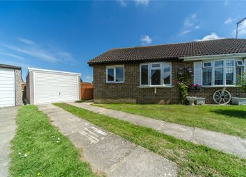 Thumbnail 2 bed bungalow for sale in Tyne Close, Lordswood, Kent