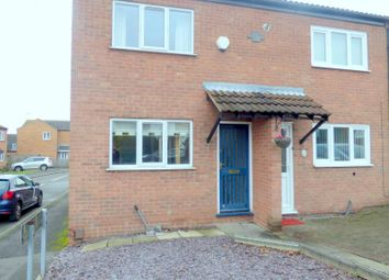 Thumbnail 2 bed end terrace house to rent in Greendale Road, Arnold, Nottingham