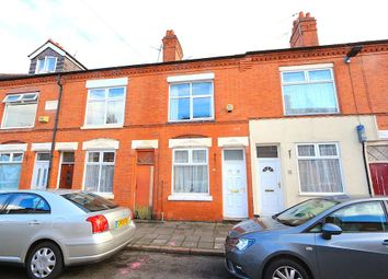 Thumbnail 3 bedroom terraced house to rent in Marshall Street, Leicester