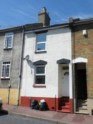 Thumbnail 3 bed terraced house to rent in Castle Road, Chatham