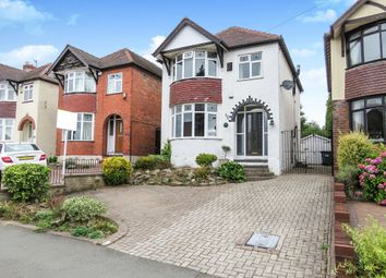 Thumbnail 3 bedroom detached house for sale in Allport Street, Cannock
