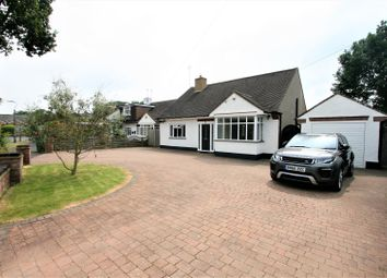 Thumbnail Detached bungalow for sale in The Meads, Bricket Wood, St Albans