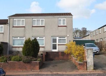 Thumbnail 3 bed semi-detached house for sale in Maxwell Court, Kilmarnock, East Ayrshire