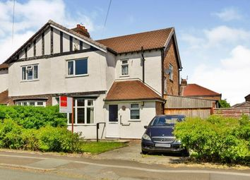 Thumbnail 3 bed semi-detached house for sale in Foxhall Road, Timperley, Altrincham, .