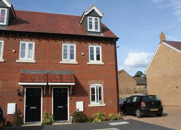 Thumbnail 3 bed semi-detached house to rent in Corbetts Way, Thame