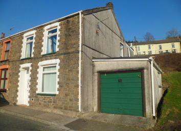 Thumbnail 3 bed end terrace house to rent in Station Road, Nantymoel