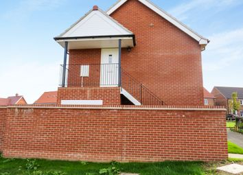 Thumbnail 1 bedroom flat for sale in Shotesham Road, Poringland, Norwich