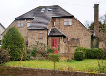 Thumbnail 5 bed detached house for sale in Willesley Close, Ashby De La Zouch