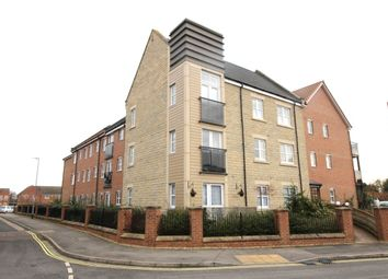 Thumbnail 1 bed flat for sale in Charles Briggs Avenue, Howden, Goole