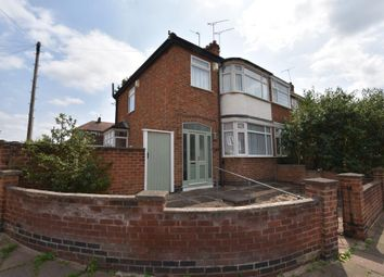 3 bed end terrace house for sale in Middlesex Road, Aylestone, Leicestershire LE2