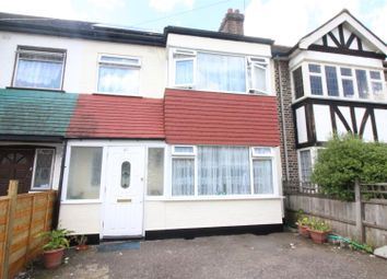Thumbnail 3 bedroom terraced house for sale in Markmanor Avenue, Walthamstow, London