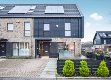 Thumbnail 4 bed town house for sale in Auckland Wynd, Glasgow