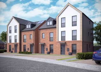 Thumbnail 3 bed town house for sale in Aylestone Road, Aylestone, Leicester