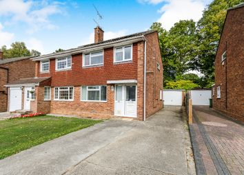 Thumbnail 3 bedroom semi-detached house for sale in Beaulieu Close, Lordswood, Southampton