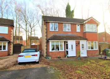Thumbnail 2 bed semi-detached house for sale in Sycamore Close, Doddington Park, Lincoln