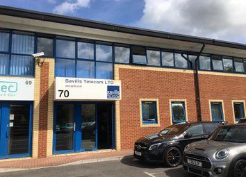 Thumbnail Office for sale in Unit 70, Shrivenham Hundred Business Park, Watchfield, Oxon