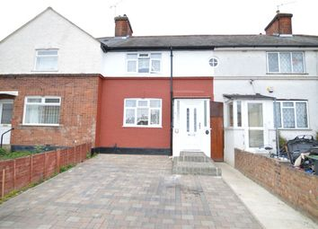 Thumbnail 3 bed terraced house for sale in Central Avenue, Enfield, Greater London