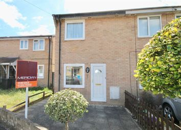 Thumbnail 2 bedroom semi-detached house for sale in Slepe Crescent, Poole