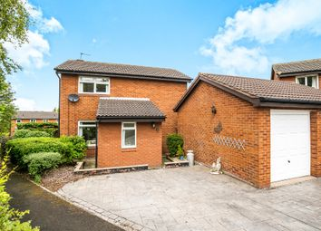 Thumbnail 3 bed detached house for sale in Barn Croft, Helsby, Frodsham
