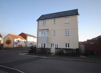 4 bed semi-detached house for sale in St. Michaels Way, Cranbrook, Exeter EX5