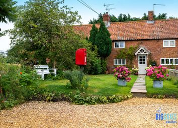 Thumbnail 2 bed cottage for sale in Common Road, Wickmere