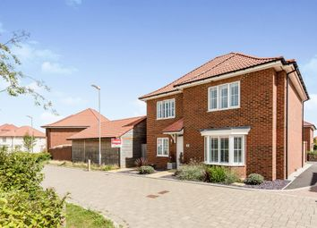 Thumbnail 4 bed detached house for sale in Sunshine Corner Avenue, Aylesham, Canterbury