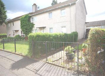 Thumbnail 3 bed flat for sale in Braes Avenue, Clydebank