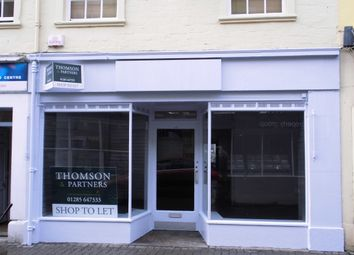 Thumbnail Retail premises to let in Castle Street, Cirencester