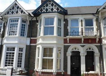Thumbnail 1 bed flat to rent in Werfa Street, Roath, Cardiff