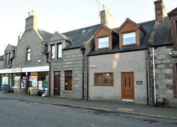 Thumbnail 2 bed flat to rent in Main Street, Rothienorman, Aberdeenshire
