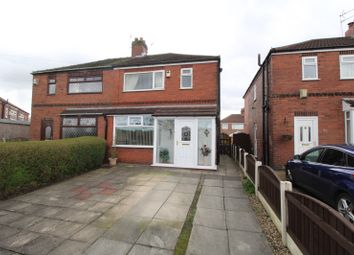 Thumbnail 3 bed semi-detached house for sale in Reddish Vale Road, Reddish, Stockport