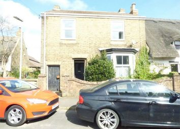 Thumbnail 3 bed detached house for sale in Gracious Street, Whittlesey, Peterborough, Cambridgeshire