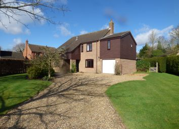 Thumbnail 4 bed detached house for sale in Church Meadow, Alpington