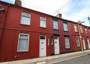 Thumbnail 3 bed terraced house to rent in Riddock Road, Seaforth, Liverpool