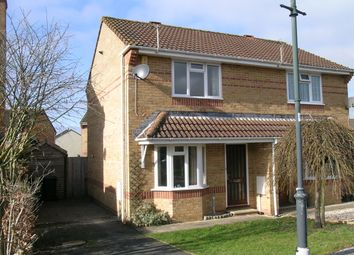 Thumbnail 2 bed semi-detached house to rent in Birch Lane, Barnstaple