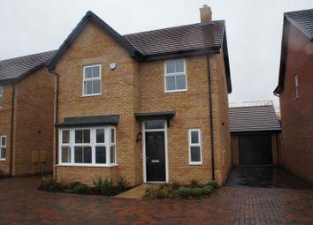 Thumbnail 4 bed detached house to rent in 5 Pincords Lane, Cranfield Park, Cranfield, Bedfordshire