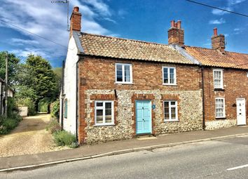 Thumbnail 3 bed end terrace house for sale in High Street, Thornham, Hunstanton