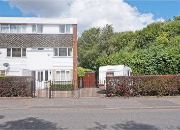 Thumbnail 4 bedroom town house for sale in Hurst Green Road, Halesowen