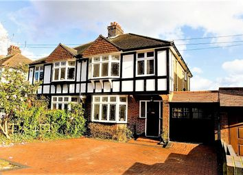 Thumbnail 3 bedroom semi-detached house to rent in Forest Edge, Buckhurst Hill