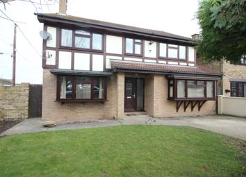 Thumbnail 4 bed detached house for sale in The Drive, Hullbridge, Hockley