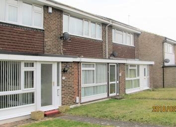 Thumbnail 3 bed terraced house to rent in Wellbrook Road, Farnborough