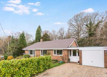 Thumbnail 3 bed detached bungalow for sale in Enholms Lane, Danehill, Haywards Heath