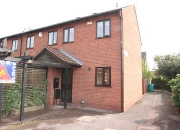Thumbnail 2 bed end terrace house to rent in Church Mews, The Meadows, Nottingham