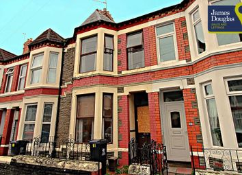 Thumbnail 3 bed terraced house for sale in Inverness Place, Roath, Cardiff